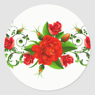 Rose Stickers