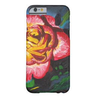 Rose - Sweet and Somber Barely There iPhone 6 Case