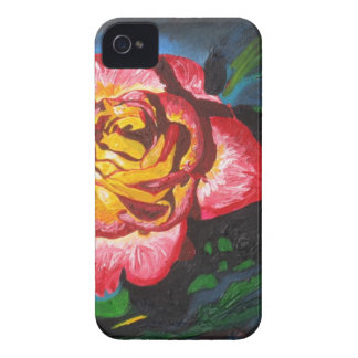 Rose - Sweet and Somber iPhone 4 Case
