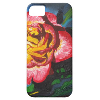 Rose - Sweet and Somber iPhone SE/5/5s Case