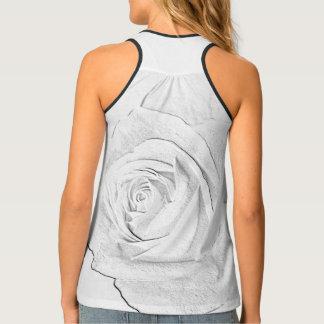 Rose Tank Top