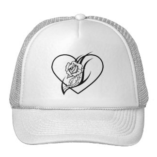Rose Tattoo Hats