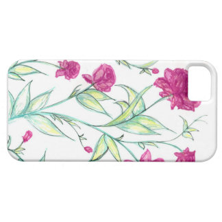 Rose Tattoo I Phone 5 Case iPhone 5/5S Case
