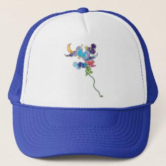 Rose Tattoo Trucker Hat