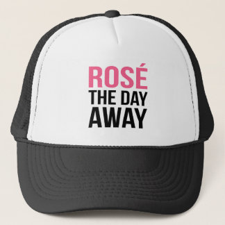Rose the Day Away Trucker Hat