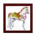 Rose The Parade Horse Gift Box