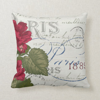 Rose' Throw Pillow
