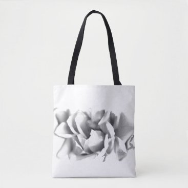 Beach Themed Rose Tote Bag