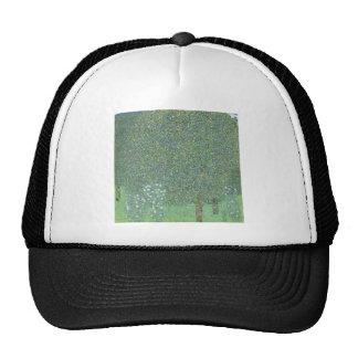 Rose under tree 々 trucker hat