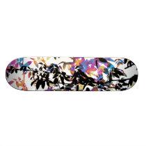 Rose Vine Skateboard