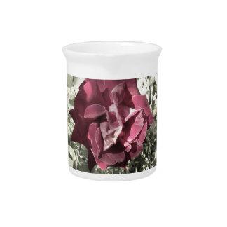Rose Vintage Color Pitcher