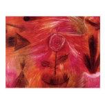 Rose Wind Postcard