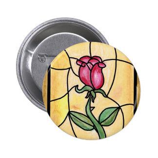 Rose Window Button