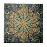 Rose Window Ceramic Tile
