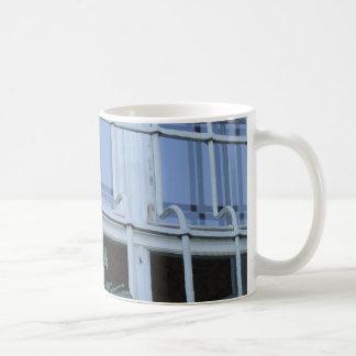 Rose & Window Coffee Mug