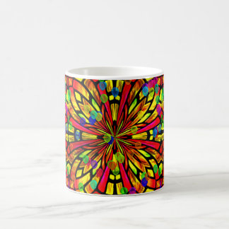 Rose Window Magic Mug