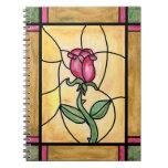 Rose Window Notebook