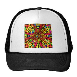 Rose Window Trucker Hat