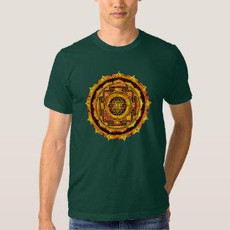 Rose Yantra T Shirt