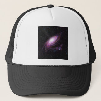 Rosea Galaxy Trucker Hat