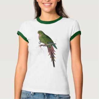 Roseate Parrakeet by Edward Lear T-Shirt