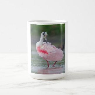 Roseate Spoonbill (Ajaia ajaja) Coffee Mug