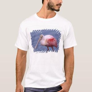 Roseate Spoonbill (Ajaia ajaja) T-Shirt