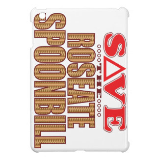 Roseate Spoonbill Save iPad Mini Cover