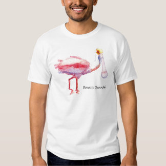 Roseate Spoonbill shirt