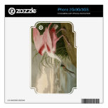 Roseate Spoonbill Skins For The iPhone 3GS