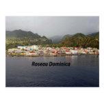 Roseau Dominica Post Card