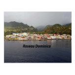 Roseau Dominica Postcards