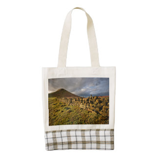 Roseberry Topping Zazzle HEART Tote Bag
