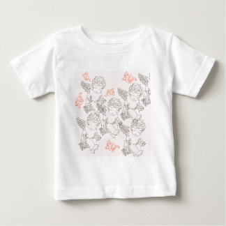 Rosebud Baby T-Shirt