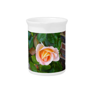 rosebud beverage pitcher