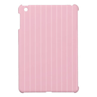 Rosebud Joy pink iPad Mini Glossy Case stripes iPad Mini Covers