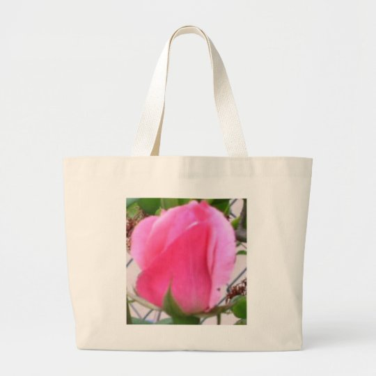 Rosebud Large Large Tote Bag