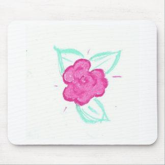 Rosebud Mouse Pad