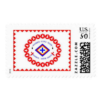 Rosebud Sioux Tribe Postage