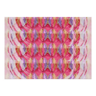RoseBud Spectrum  - Rose Petal Art Print