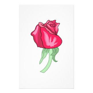 Rosebud Stationery Paper