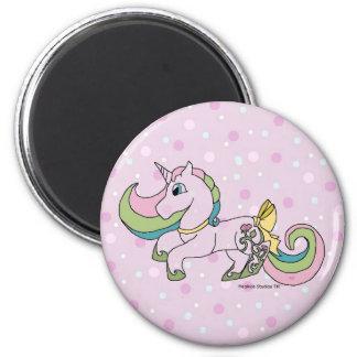 Rosebud The Unicorn Magnet