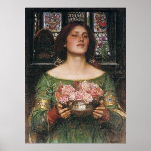 Rosebuds Canvas Print