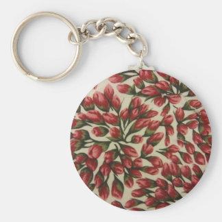 Rosebuds Key Chains