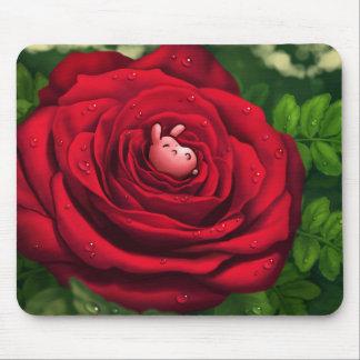Rosebunny Mousepad