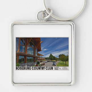 Roseburg Country Club - Clubhouse Key Chains