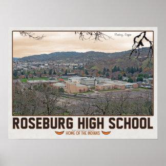 Roseburg High School Posters