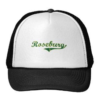 Roseburg Oregon City Classic Mesh Hats