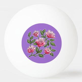 Rosebush Amethyst Ping Pong Ball