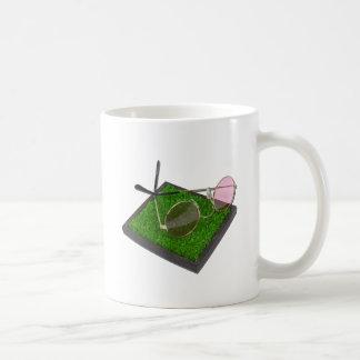 RoseColoredGlassesOnGrass112611 Coffee Mug